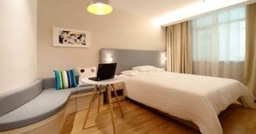 Das Gästezimmer - für die Gäste ein schöner Rückzugsort